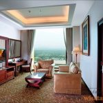 Gambar Foto Hotel Grand Artos Magelang Ruang Tamu Kamar Executive Suite Room